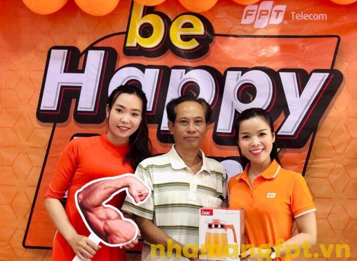 Đăng ký đơn giản, quà liền tay với FPT Telecom.