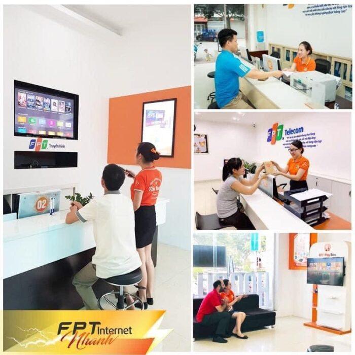 Chi nhánh FPT trãi đều trên tất cả các tỉnh thành và thành phố ở Việt Nam.