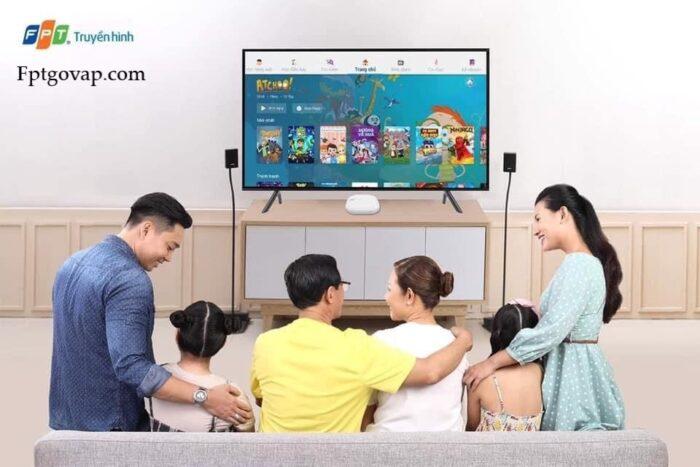 Cần hiểu hiểu rõ nhu cầu của gia đình để lựa chọn gói cước internet phù hợp nhất.