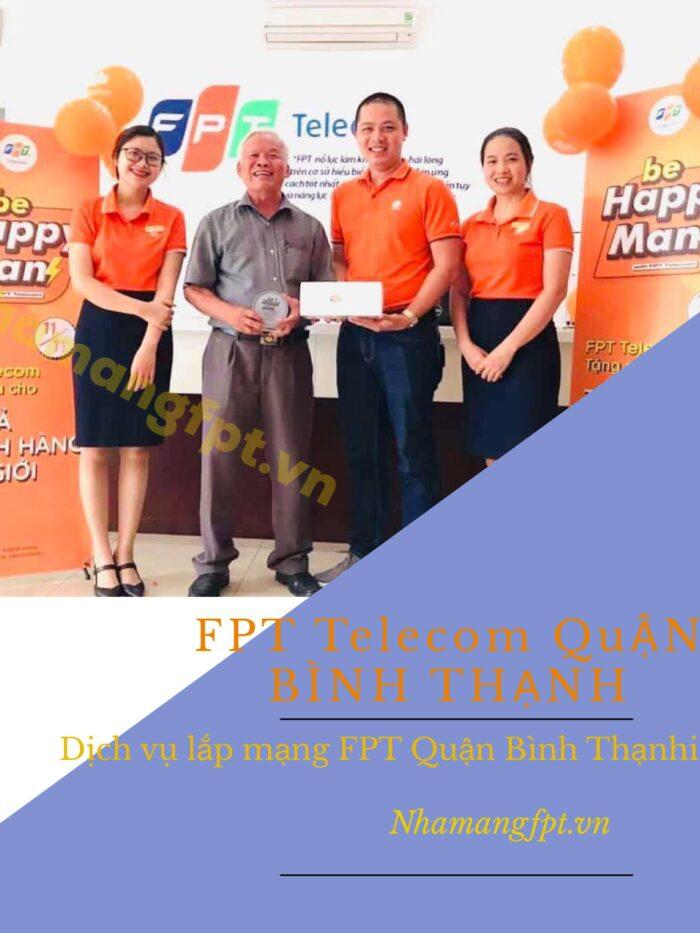 Tổng đài FPT Telecom Quận Bình Thạnh phục vụ 24/7.