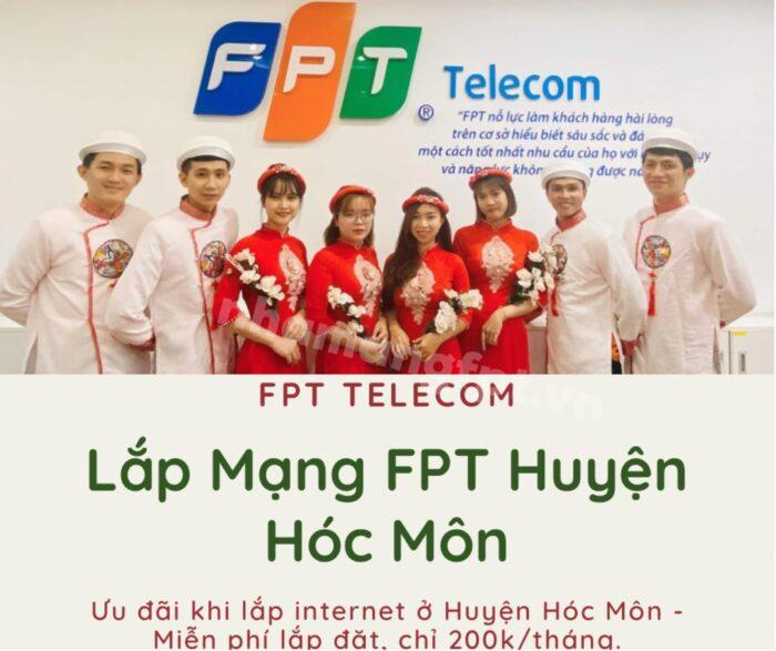 Dịch vụ lắp mạng FPT Huyện Hóc Môn xin kính chào quý khách