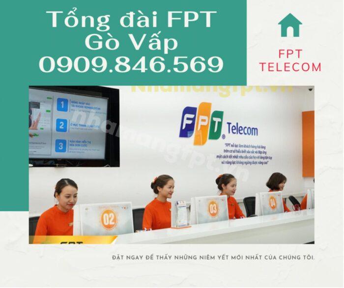 Tổng đài FPT Quận Gò Vấp - 0909.846.569 - 0972.079.765.