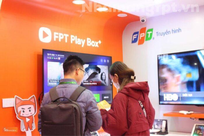 Hướng dẫn khách hàng đăng ký truyền hình FPT.
