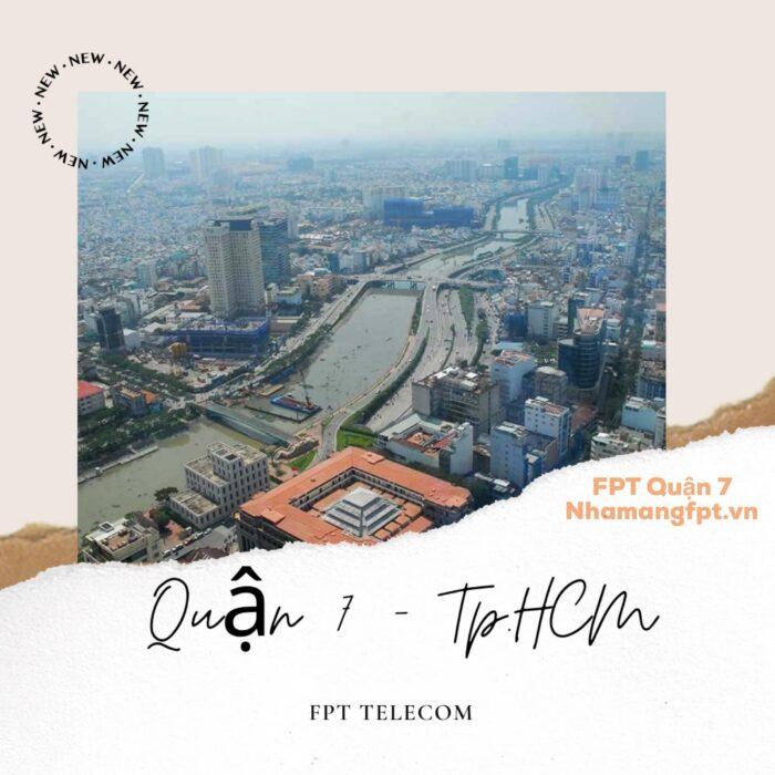 Quận 7 đang trở thành Quận phát triển nhất TP.Hồ Chí Minh