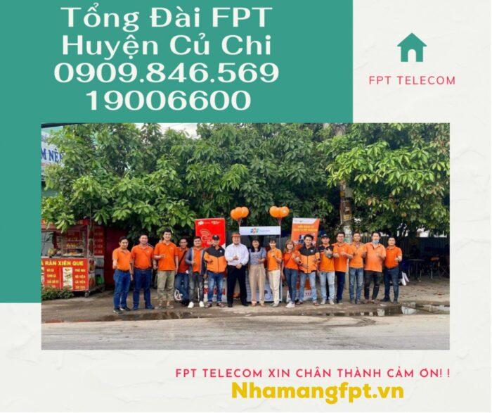 Tổng đài FPT Huyện Củ Chi trực Full cả ngày, kể cả lễ, tết.