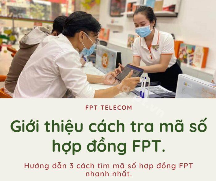 Giới thiệu các cách tra mã số FPT mới nhất năm 2021.