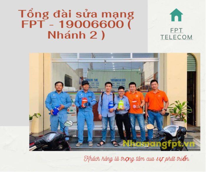 Tổng đài bảo trì của nhà mạng FPT hoạt động suốt ngày đêm, 24/7.
