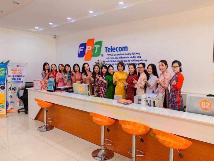 Chi nhánh FPT Quận Gò Vấp.