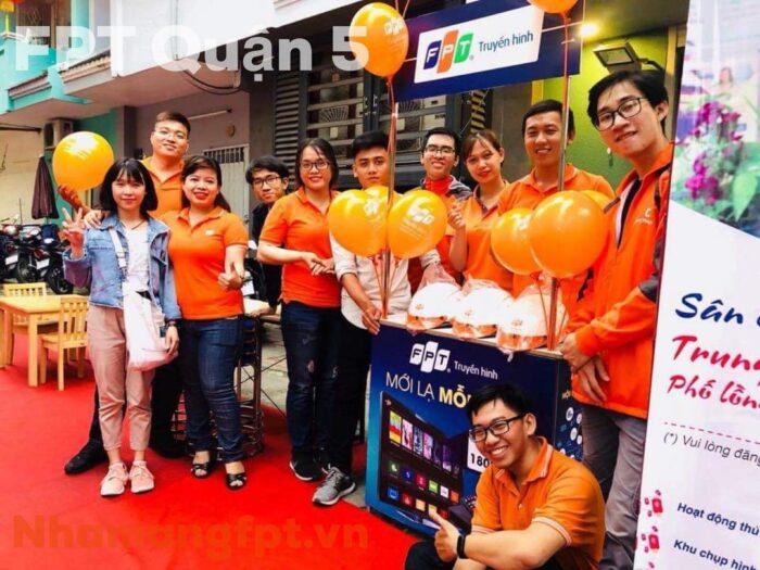 FPT Telecom được đánh giá là nhà cung cấp dịch vụ internet tốt nhất Việt Nam.