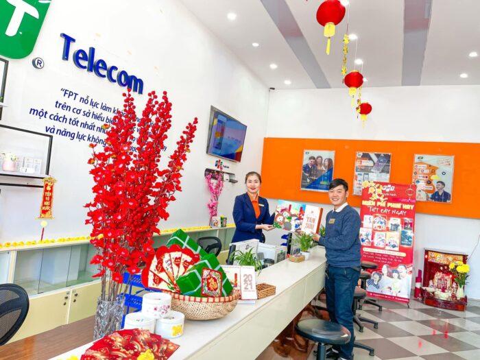 Giới thiệu chi nhánh FPT Quận Tân Bình năm 2021.