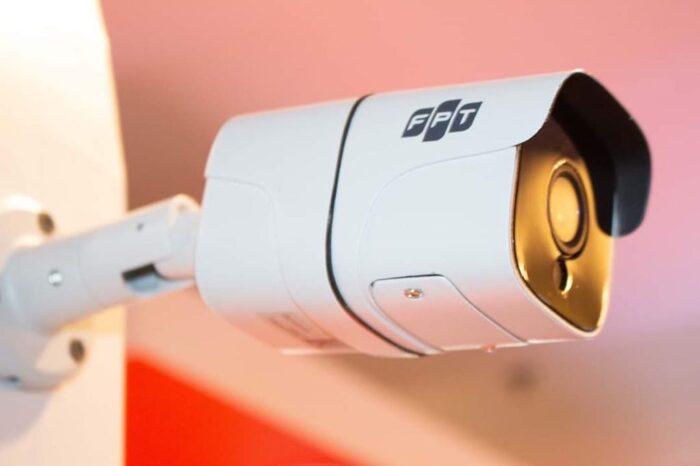 Camera là sản phẩm công nghệ cao mới nhất của FPT Quận Tân Bình.