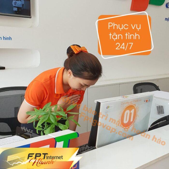 Cảm ơn quý khách đã tin tưởng sử dụng các dịch vụ của FPT Telecom chúng tôi.