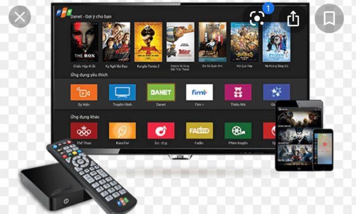 Truyền hình FPT là hệ thống truyền hình công nghệ IPTV hiện đại bậc nhất Việt Nam.