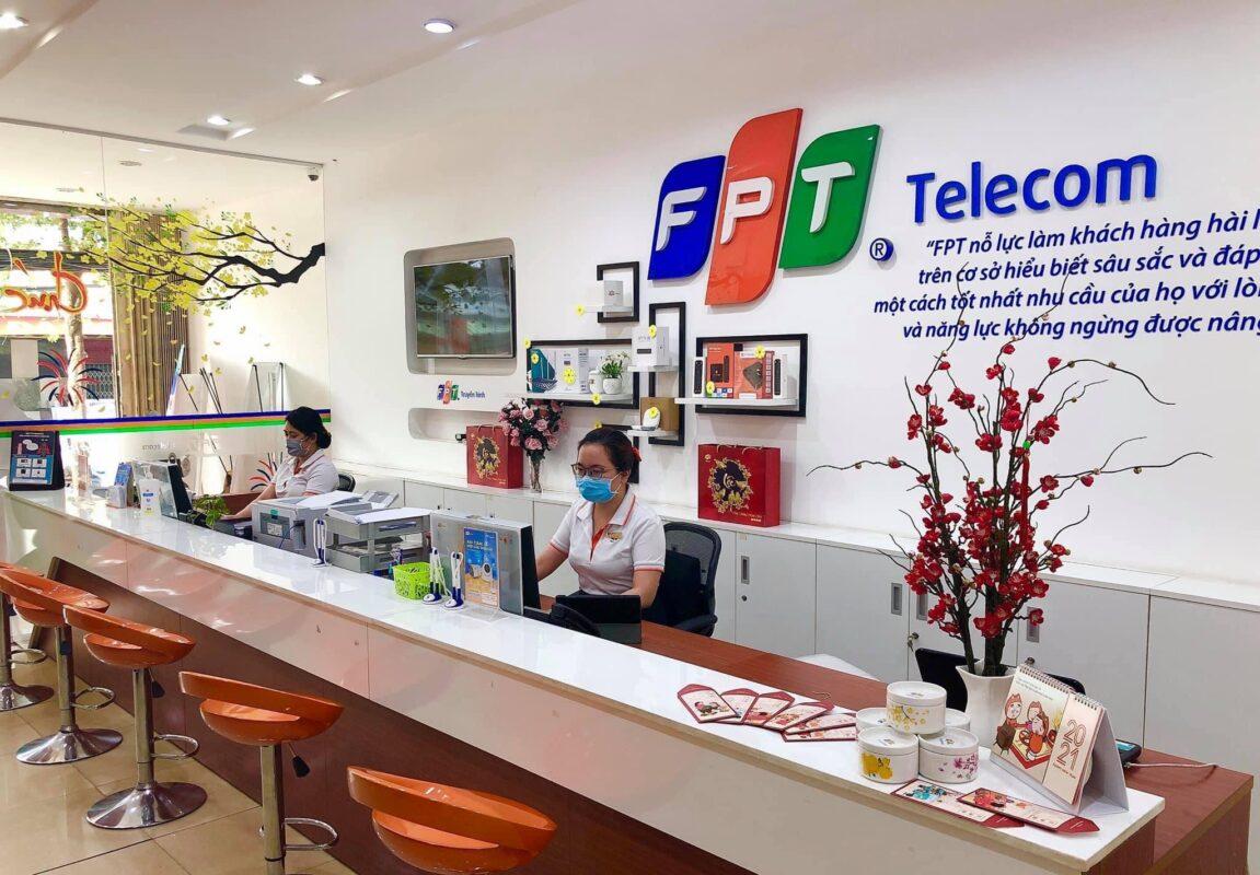 Dịch vụ sửa chữa, bảo trì mạng FPT ở Quận 1 kính chào quý khách.