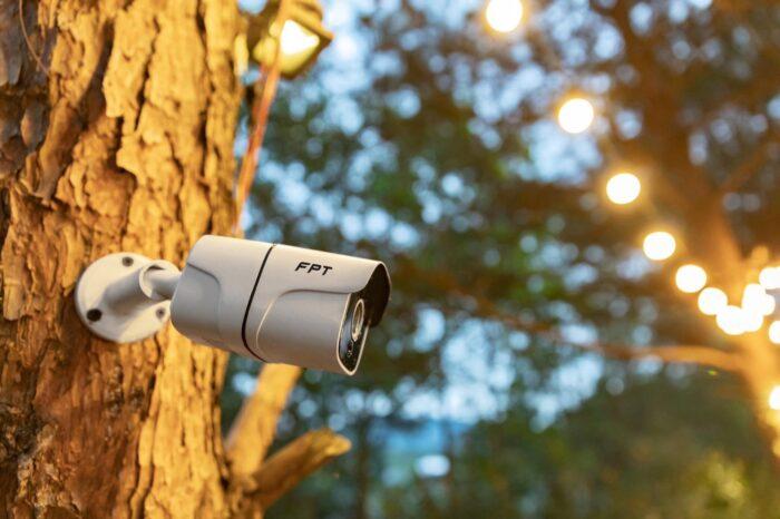 Camera FPT sử dụng công nghệ lưu trữ đám mây, độ bảo mật cao nhất.