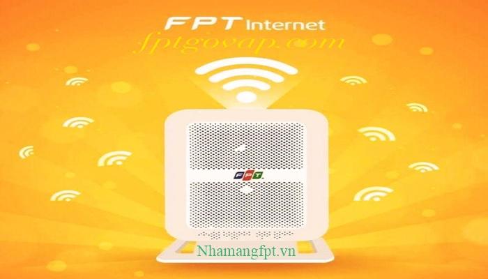 Modem wifi FPT chuẩn AC cho năng lực phát wifi tối ưu nhất hiện nay.