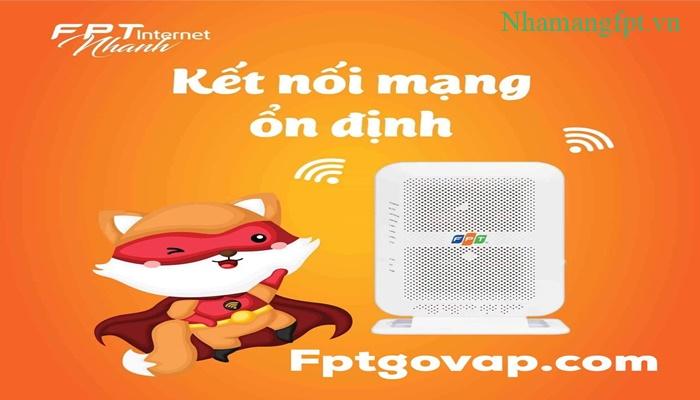 Modem wifi FPT chuẩn AC có khả năng phát wifi ấn tượng.