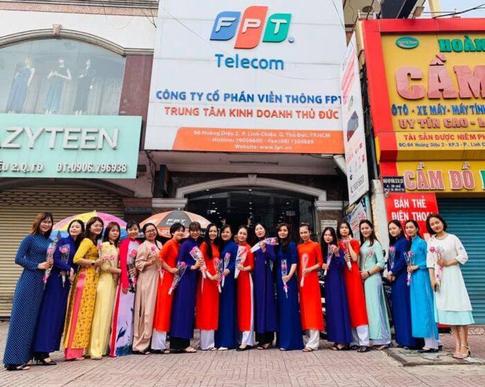 Địa chỉ FPT Quận Thủ Đức ở số 66 Hoàng Diệu 2, Phường Linh Chiểu.