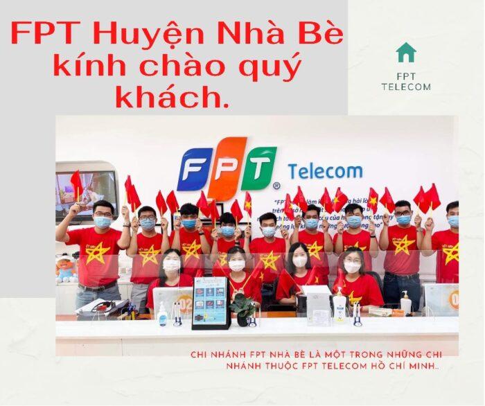 Giới thiệu chi nhánh FPT Huyện Nhà Bè mới nhất năm 2021.
