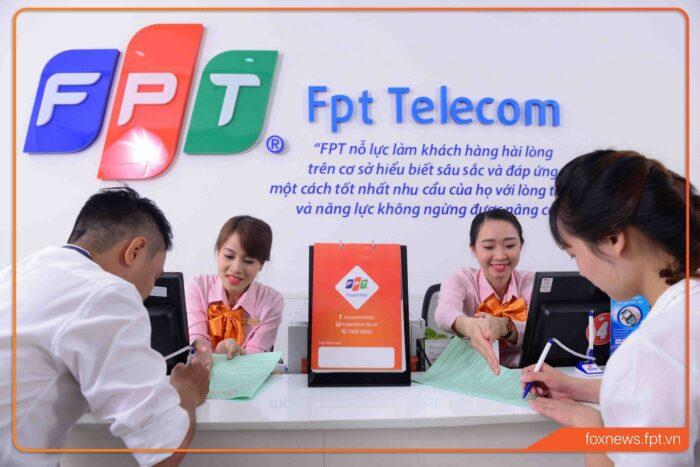 """FPT Telecom là đơn vị 3 lần liên tiếp đạt giải """" Nhà cung cấp viễn thông tốt nhất"""""""