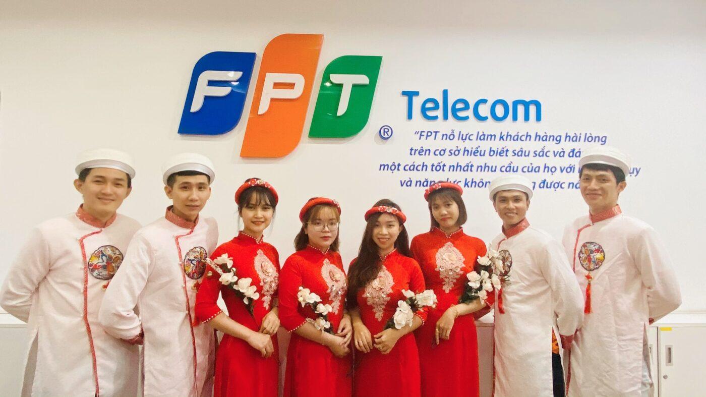 Trung tâm kinh doanh FPT Quận 11 kính chào quý khách.