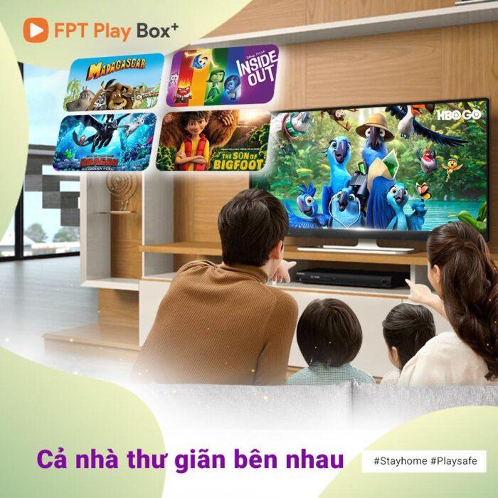 Truyền hình FPT là hệ thống truyền hình có công nghệ hiện đại nhất Việt Nam.