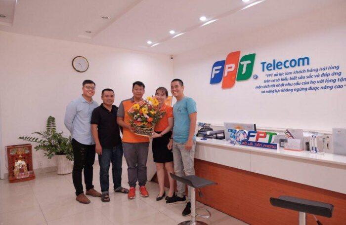 Cảm ơn quý khách đã luôn tin tưởng và yêu quý nhà mạng FPT Telecom