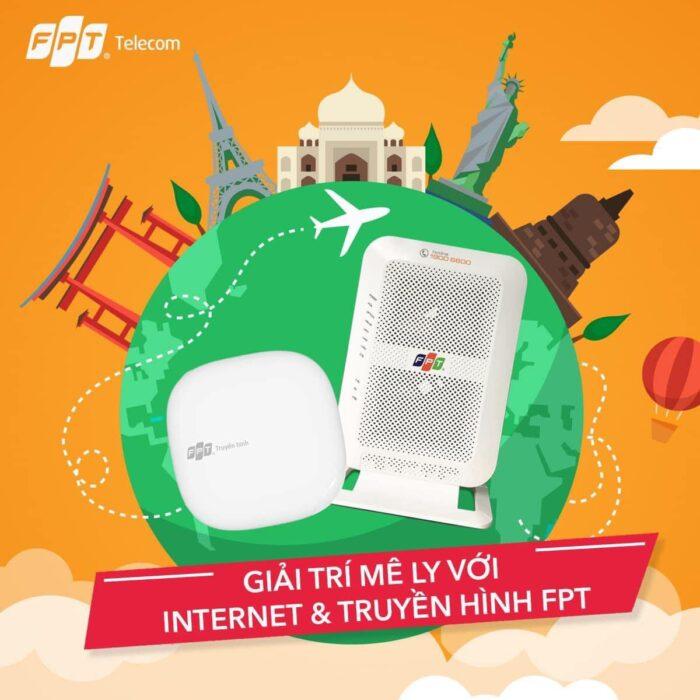 Modem wifi FPT AC1000C có khả năng chịu tải khoảng 10 - 15 thiết bị cùng một lúc.