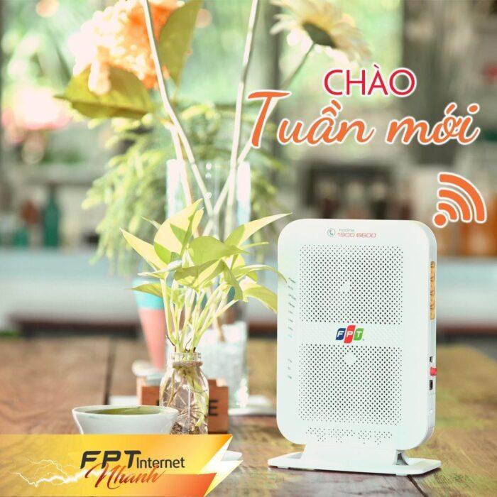 FPT Telecom cung cấp hoàn toàn miễn phí các thiết bị modem wifi.