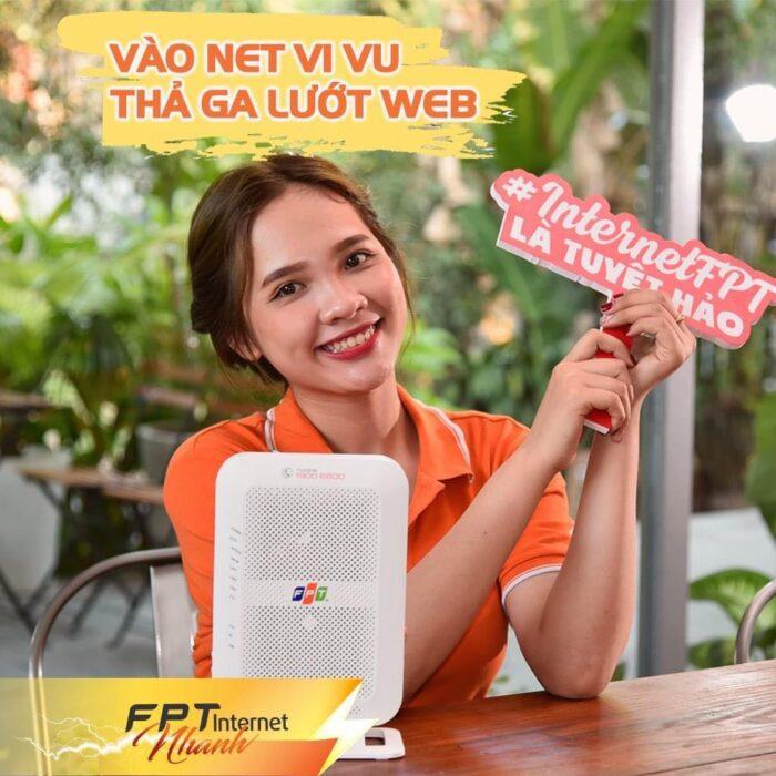 Giới thiệu dịch vụ lắp internet FPT ở Thủ Dầu Một mới nhất 2021.