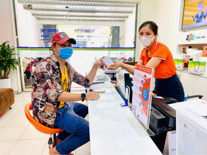 Hướng dẫn quy trình và thủ tục lắp mạng FPT cho khách hàng ở Thuận An.