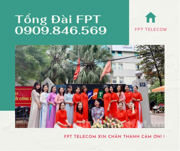 Tổng đài FPT TP Dĩ An trực Full 24h/7, kể cả ngày lễ tết, cuối tuần.