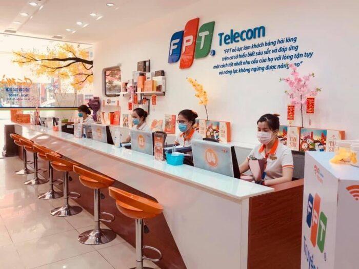 FPT Telecom là nhà cung cấp dịch vụ internet đáng tin dùng ở Dĩ An, Bình Dương.